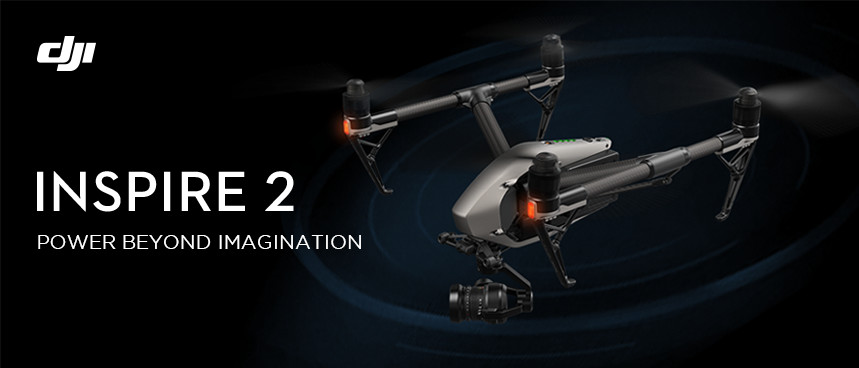 Inspire 2 Now Introduced