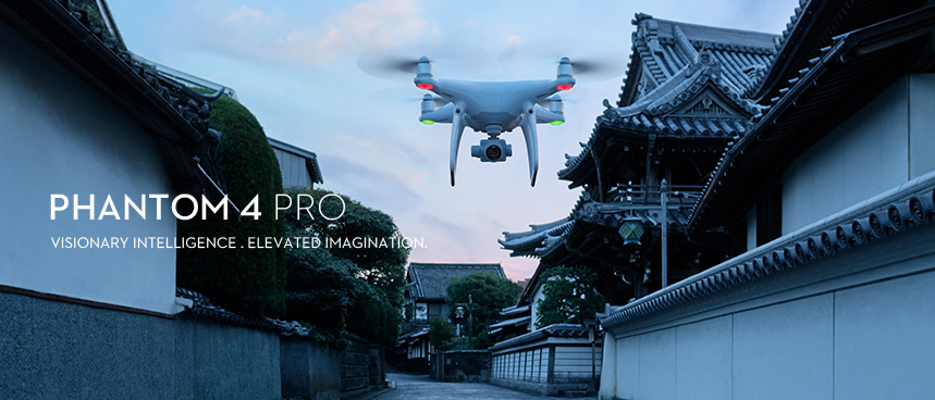 Phantom 4 Pro Now Introduced